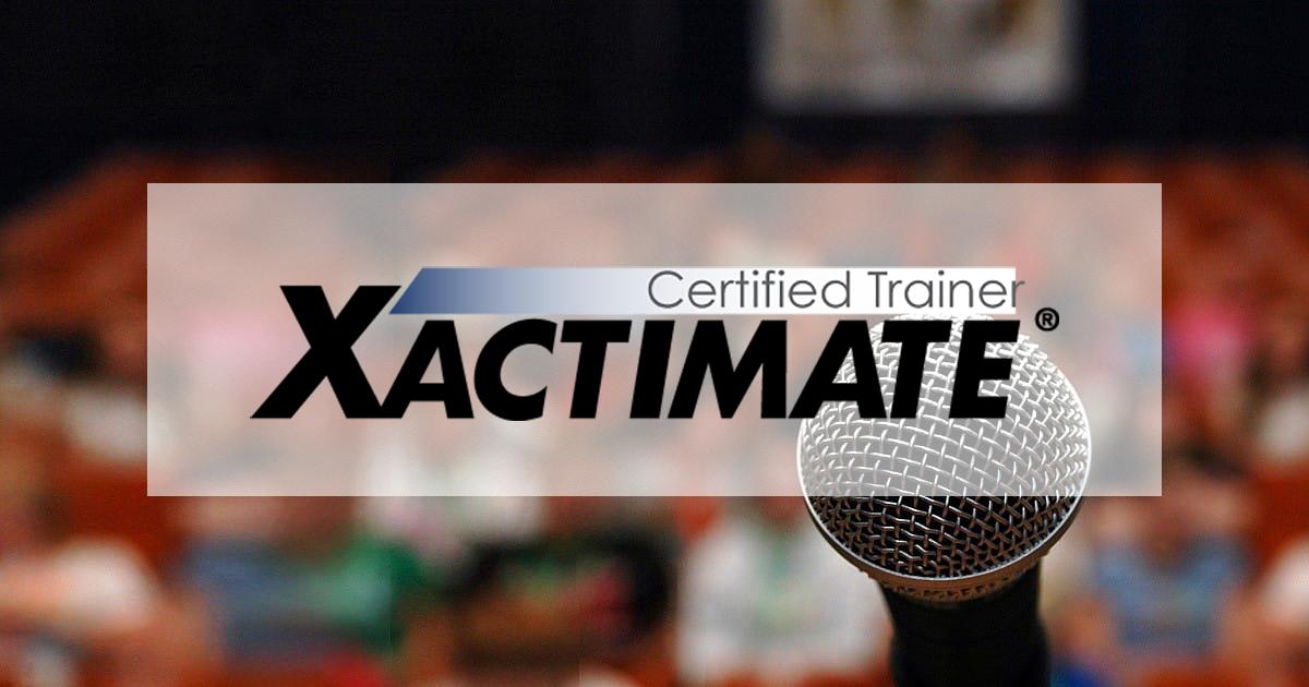 Pro Adjuster Academy · Xactimate Training · Xactware Certified